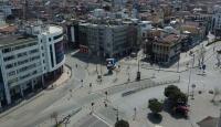 Sokağa çıkma yasağının ilk gününde İstanbul