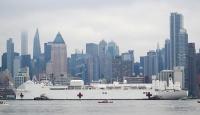 Küresel salgının yeni merkezi New York