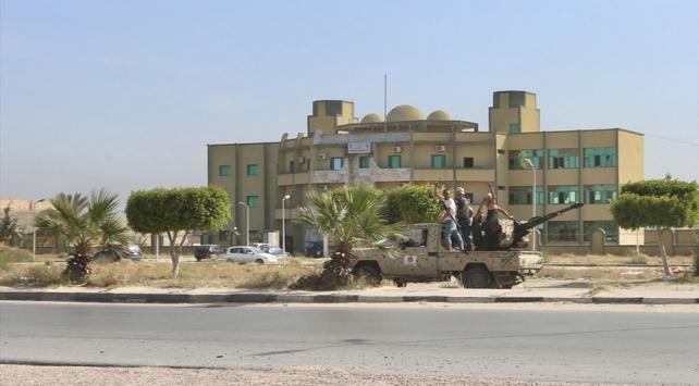 Libyada Hafter güçlerine ağır darbe