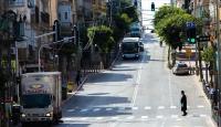 İsrail'de ikinci kez kısa süreli sokağa çıkma yasağı uygulanacak