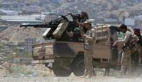 Suudi Arabistan'dan Yemen'e askeri takviye
