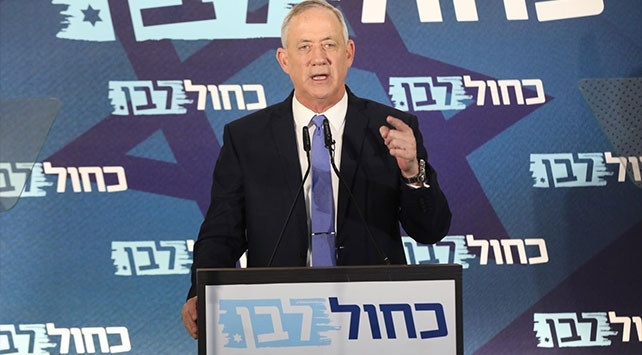 İsrail Cumhurbaşkanı, Gantza 48 saat mühlet verdi