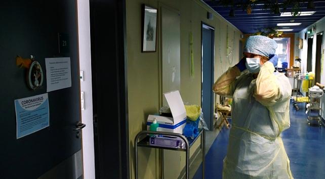 Belçikada koronavirüs vaka sayısı 33 bini aştı