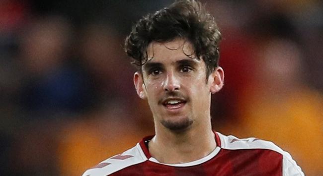 Francisco Trincao Barcelona için sabırsızlanıyor
