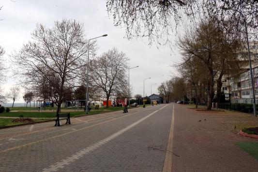 """Bursa, Yalova, Eskişehir ve Bilecikte """"Evde kal"""" çağrısına uyuluyor"""