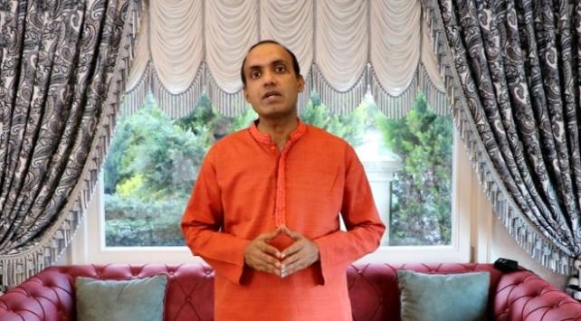 Başkonsolos İslamdan Bengal yeni yılı kutlaması