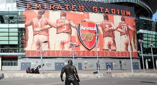 Arsenal geçici işçilere maaş ödemeye devam edecek