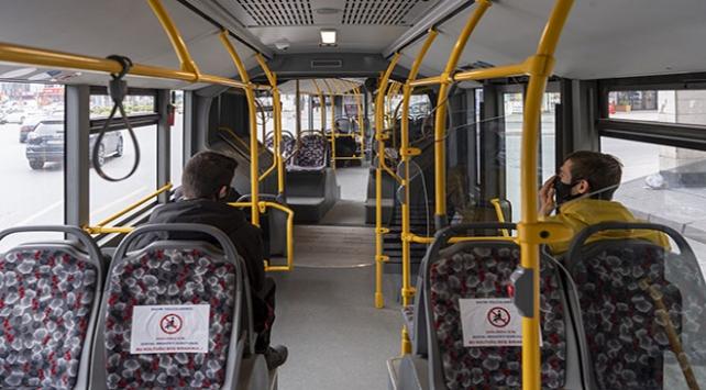 Kayseride 850 halk otobüsü şoförü karantinaya alındı