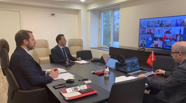 G20 Maliye Bakanları Covid-19 gündemiyle toplandı