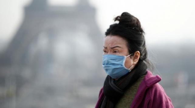 Fransada koronavirüsten ölenlerin sayısı 17 bin 167ye yükseldi