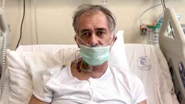 Virüsü yenen doktor Köse hastalara TRT Haber'den seslendi