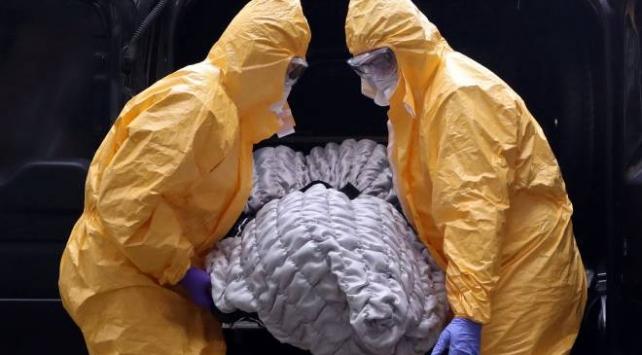 Almanyada koronavirüsten ölenlerin sayısı 3 bin 500ü aştı