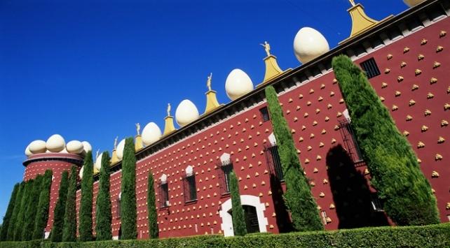 Salvador Dali Müzesi dijital ortamda