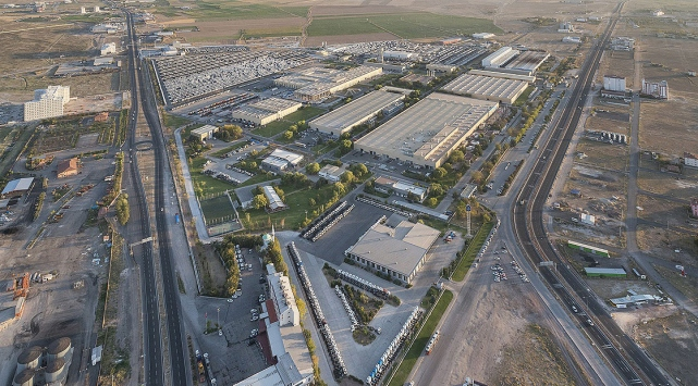 Mercedes-Benz Türk üretim faaliyetlerine tekrar başlıyor