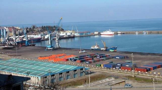 Trabzondan 104 ülkeye ihracat