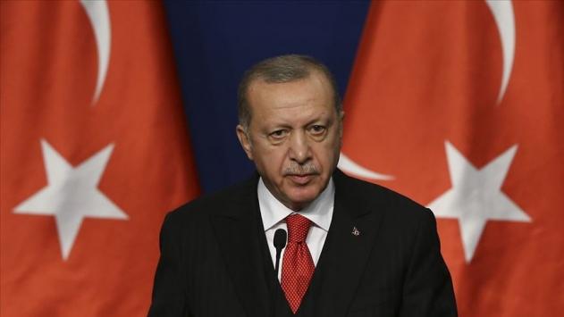 Cumhurbaşkanı Erdoğan Gürcistan Cumhurbaşkanı Zurabişvili ile görüştü