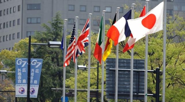 G7 liderleri koronavirüs salgınını görüştü