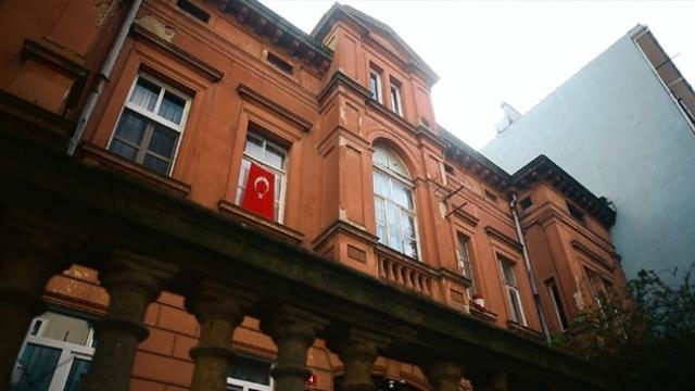 Kadıköy'de 120 yılın tanığı: Sünget Apartmanı