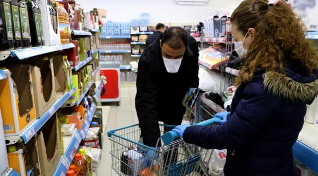 Yasak öncesi alışverişe çıkacaklar nelere dikkat etmeli?