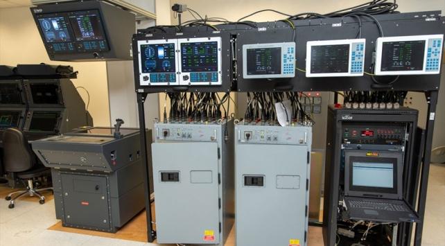 Hızır Reis denizaltısının Komuta Kontrol Sistemi teslim edildi