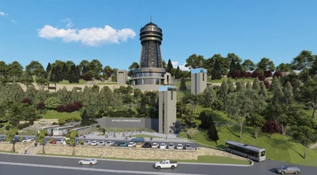 Ali Kuşçu Gökbilim Merkezi yeniden inşa ediliyor