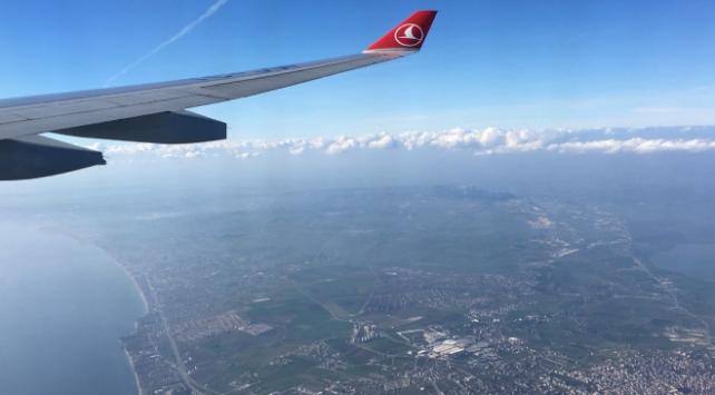 ABDdeki Türk vatandaşlarının tahliyesi için özel sefer