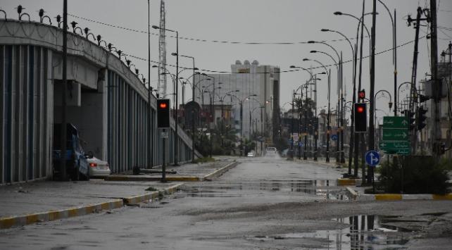 Kerkükte sokağa çıkma yasağı uzatıldı