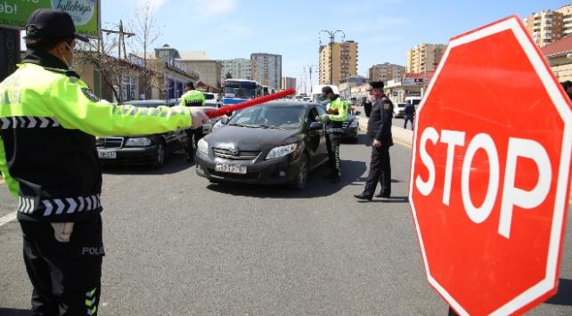 Azerbaycanda karantina uygulaması uzatıldı