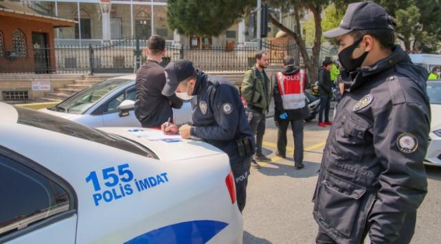 İstanbulda tedbirlere uymayanlara idari işlem