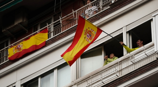 İspanyada OHALi 9 Mayısa kadar uzatma kararı