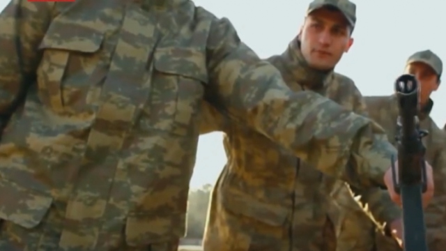 MSB'den askerlik yemini videosu