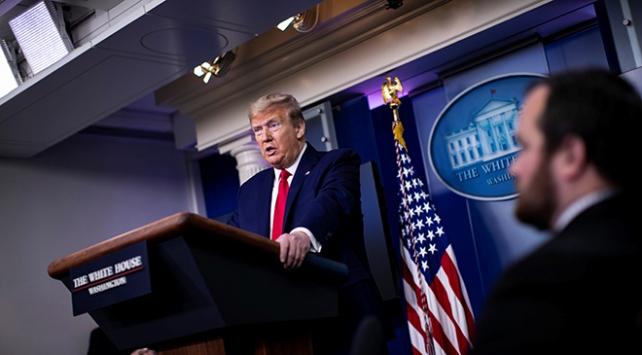 Trump: Çin salgından kasten sorumluysa sonuçlarıyla yüzleşmeli