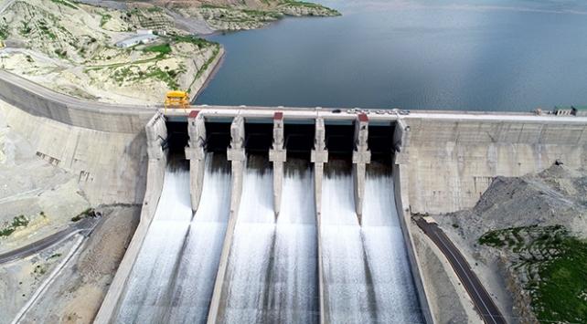 Ilısu Barajı enerji üretimine başlıyor