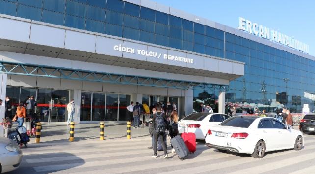 KKTCden 567 Türk vatandaşı yurda dönüyor