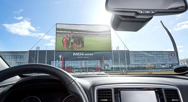 Seyircisiz maçlara arabalı seyirci önerisi