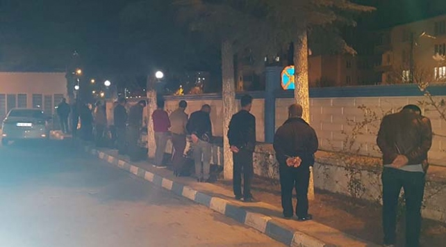 Yozgatta horoz dövüştüren 21 kişi yakalandı
