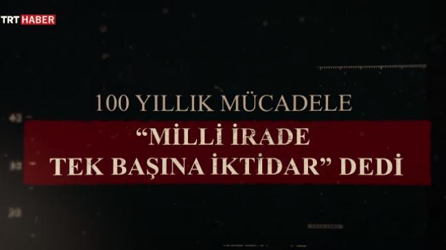 100 Yıllık Mücadele 12. Bölüm