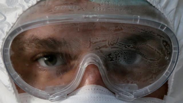 İzmir'deki filyasyon ekibi virüsle mücadele için sahada