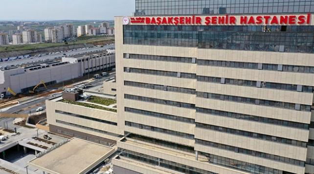 Türkiyenin en büyük üçüncü sağlık yatırımı: Başakşehir Şehir Hastanesi