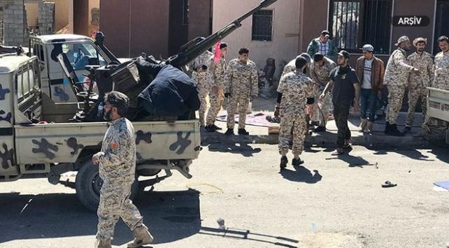 Libyanın batısındaki en stratejik askeri nokta: Vatiyye Hava Üssü