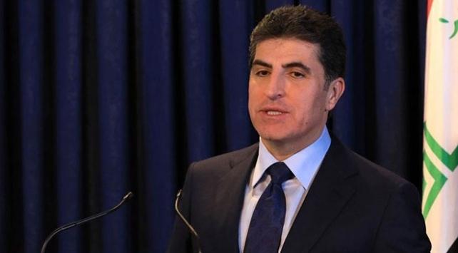IKBY Başkanı Barzaniden Türkiyenin SİHAlarına övgü: Hedefleri çok kolay tespit edebiliyorlar