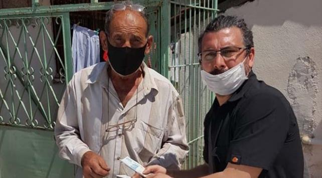 Antalyada 27 bin 197 kişiye daha nakdi yardım