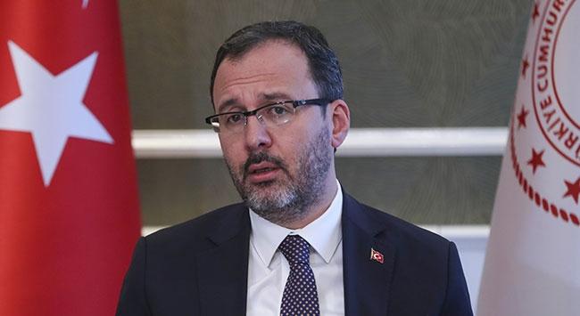 Bakan Kasapoğlu, 81 ilin Gençlik ve Spor İl Müdürü ile toplantı gerçekleştirdi