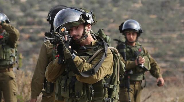 İsrail askerleri Filistinlilere ateş açtı: 1 yaralı
