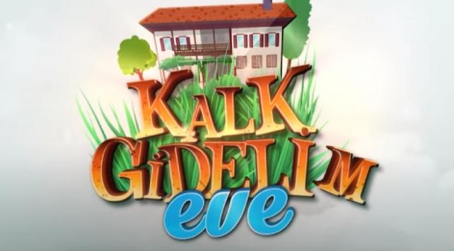 Kalk Gidelim Eve cuma günleri TRT 1 ekranlarında