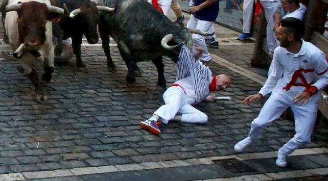 İspanyanın ünlü boğa festivali iptal edildi