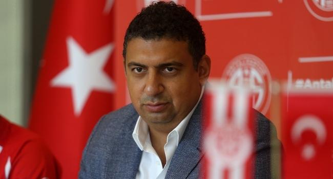 Ali Şafak Öztürkten yeni sezon önerisi