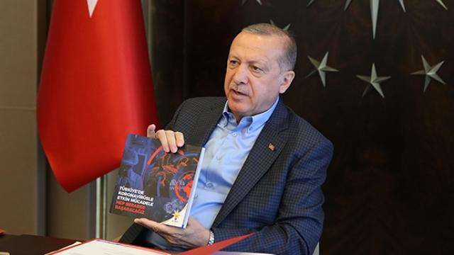 Erdoğan: Bayram sonrası normal hayata geçişi hedefliyoruz