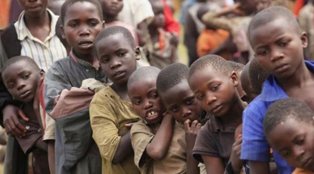 Afrikada milyonları bekleyen açlık tehlikesi