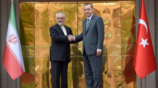 Muhammed Rıza Rahimi Ankarada